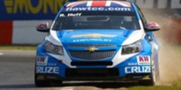 Huff y Tarquini vencen en Zolder, con dominio de Chevrolet