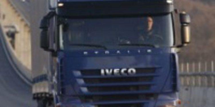 Iveco se vuelca con la gama pesada de camiones para 2011