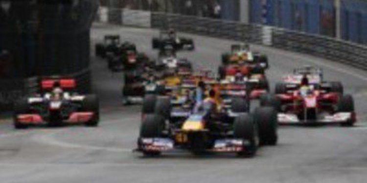 La FIA no quiere riesgos y se plantea prohibir el DRS en Mónaco
