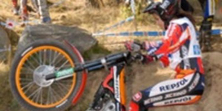 Laia Sanz gana en Roma la primera prueba del Europeo de Trial