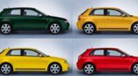 El tsunami asiático causa una alteración en los colores de los coches