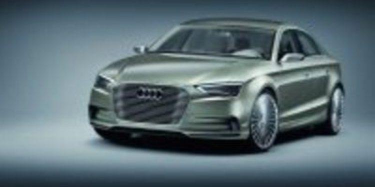 El futuro verde de Audi: A3 e-tron Concept