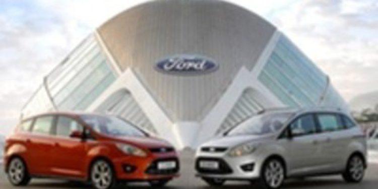 Ford vende 1,4 millones de coches entre enero y marzo de 2011