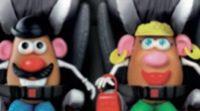 Mr. y Mrs. Potato protagonistas de la campaña del Toyota Verso