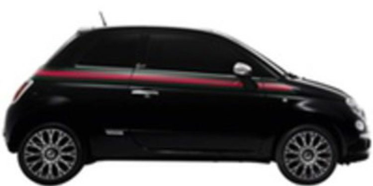 Fiat 500 by Gucci, homenaje al diseño elgante