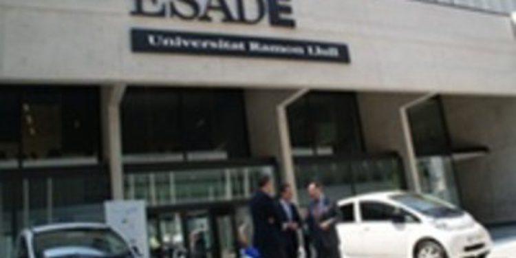 Peugeot busca talentos entre los alumnos de ESADE