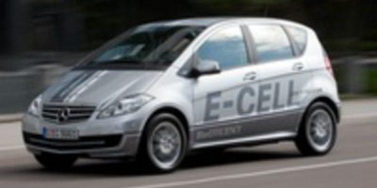 Los vehículos eléctricos de Mercedes-Benz se expondrán en la Plaza Mayor de Madrid
