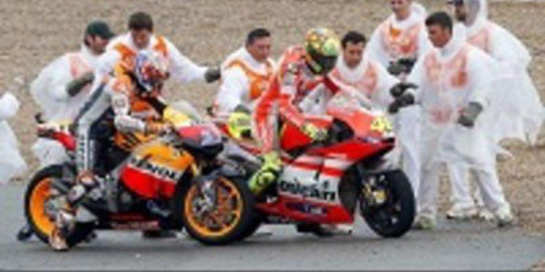 Los comisarios actuaron de forma segura y apropiada en el GP de Jerez