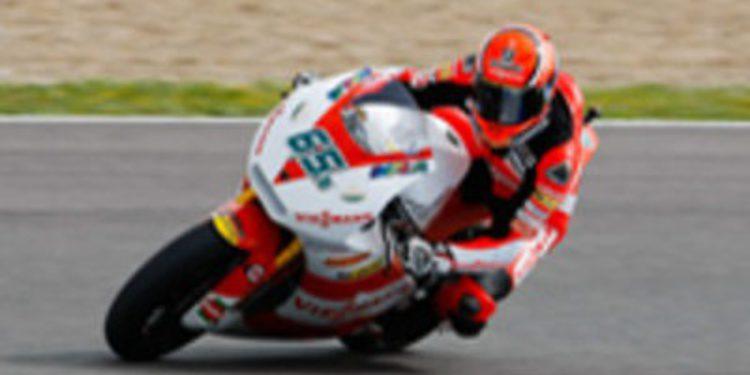 Tres de tres para Stefan Bradl en Moto2