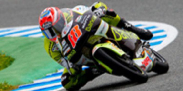 Paseo militar y tercera victoria consecutiva de Nico Terol en 125cc