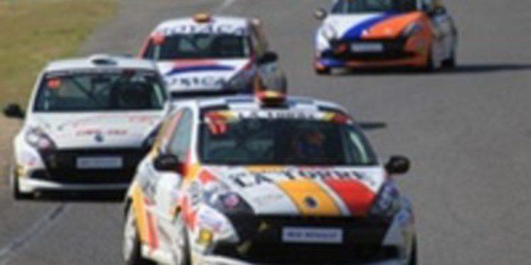 De los Milagros sigue líder de la Copa Clio tras la carrera del Jarama