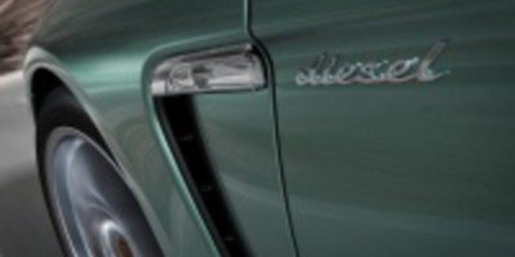 Porsche vuelve a hacerlo: nuevo Panamera Diesel