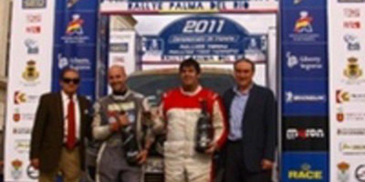Óscar Fuertes se impone en la primera prueba del Nacional de Rallies de Tierra
