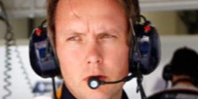 Mike Coughlan, nuevo ingeniero jefe de Williams