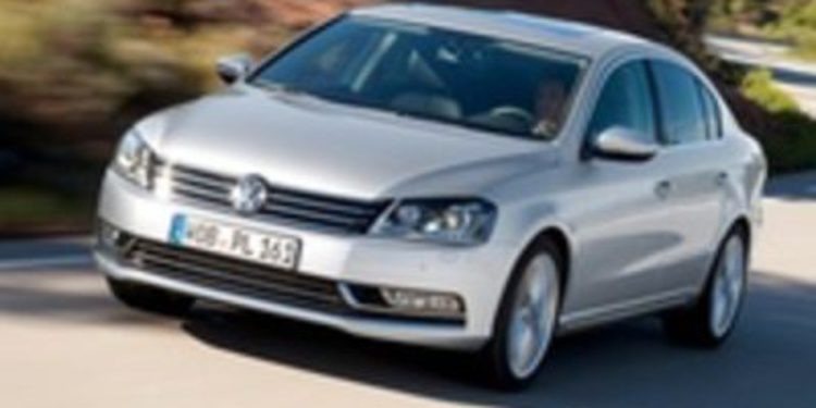 Volkswagen cubre 4 años de mantenimiento en Passat y Tiguan