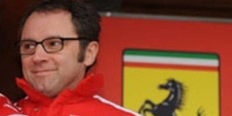 """Domenicali: """"Ahora en la F1 sólo hay desarrollo aerodinámico, es inaceptable"""""""