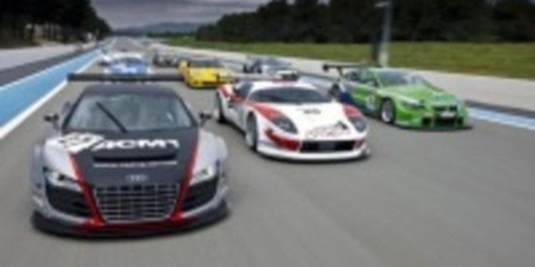 Vuelve el Campeonato del Mundo FIA GT1 a Navarra
