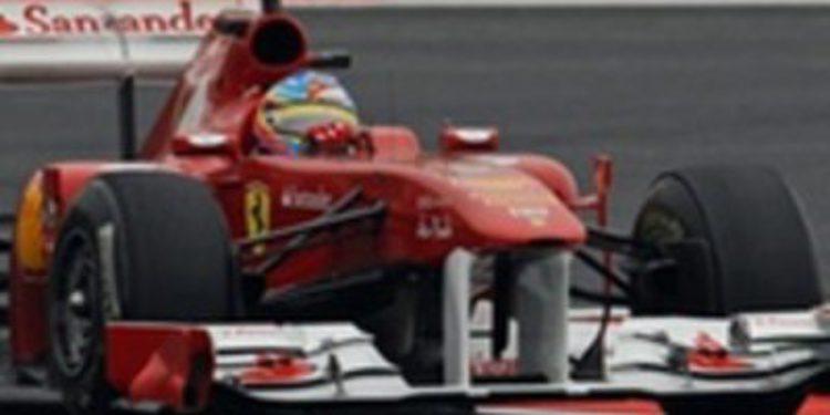 Alonso, primero en los libres del GP de Turquía