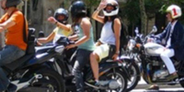 Caídas en las ventas de motos y ciclomotores en abril