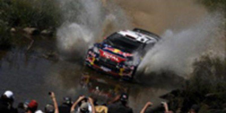 Loeb vence en Cerdeña y Sordo finaliza sexto