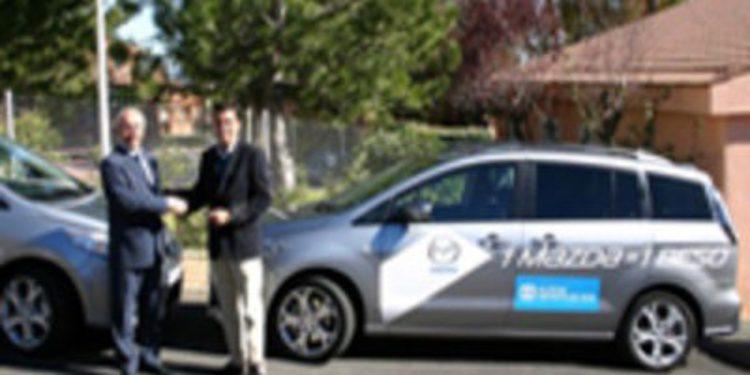 Mazda continúa su colaboración con Aldeas Infantiles por tercer año