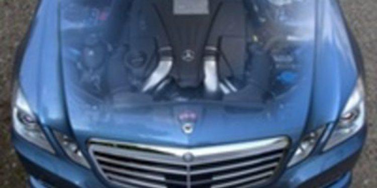 Nuevos motores de gasolina BlueDIRECT para la Clase E