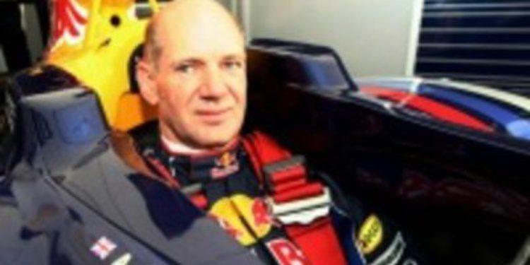 """Adrian Newey: """"El Ferrari es un coche convencional"""""""