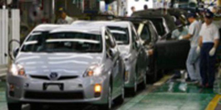 Toyota consigue su recuperación tres meses antes de lo previsto