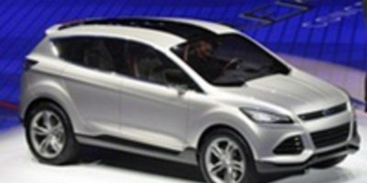 Ford presentará el Vertrek en Barcelona y apuesta por la tecnología