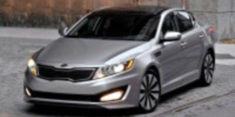 Kia planea lanzar al mercado un sedán de lujo V8