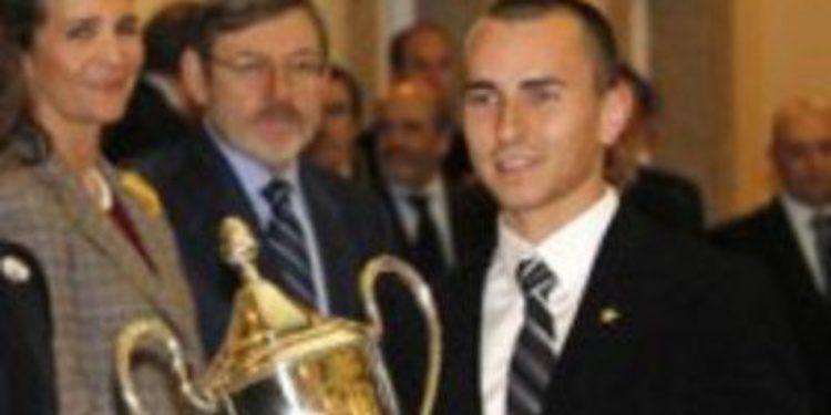Jorge Lorenzo y Marc Márqez reciben el Premio Nacional de Deporte