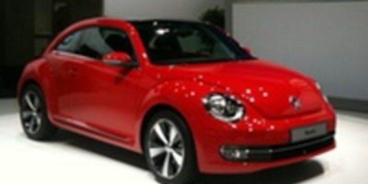 El nuevo Beetle y el Golf descapotable, atractivos de Volkswagen
