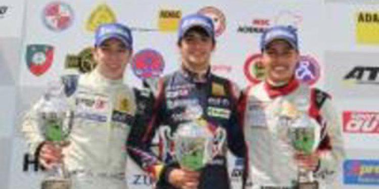 Doblete de Sainz Jr. en su primera visita a Nürburgring