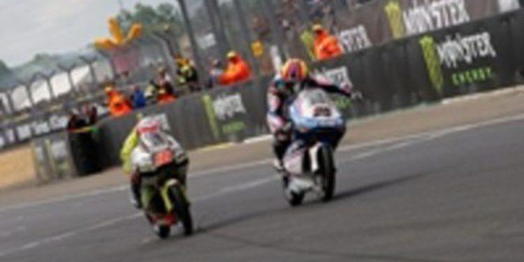 Viñales consigue su primera victoria en Le Mans