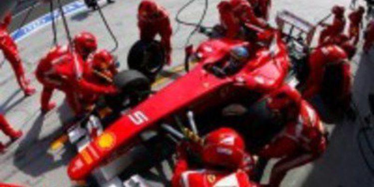 Remodelación total en Ferrari para el asalto al título de 2012