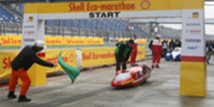 El Shell-Eco Marathon acoge una nueva categoría de coches eléctricos