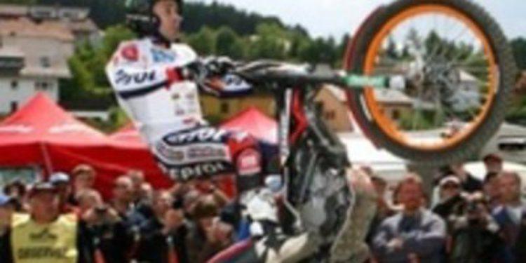 Toni Bou impone su ley en el inicio del Mundial de Trial 2011