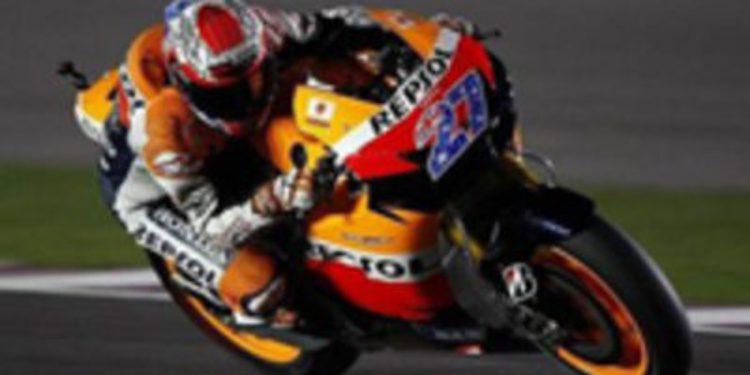 Casey Stoner rueda en Jerez para probar la nueva 1000cc del año que viene