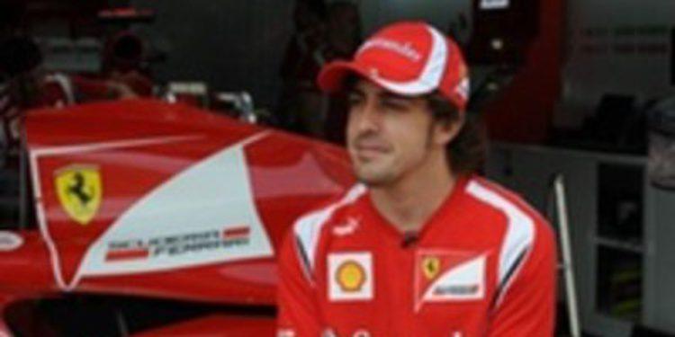 Fernando Alonso seguirá en Ferrari hasta 2016