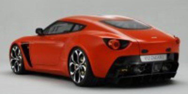 Belleza sobre ruedas: Aston Martin V12 Zagato