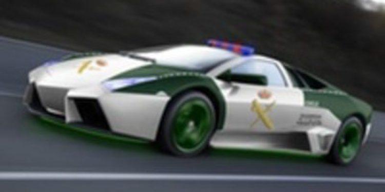 El Jefe de Tráfico de Soria cazado a 207 km/h