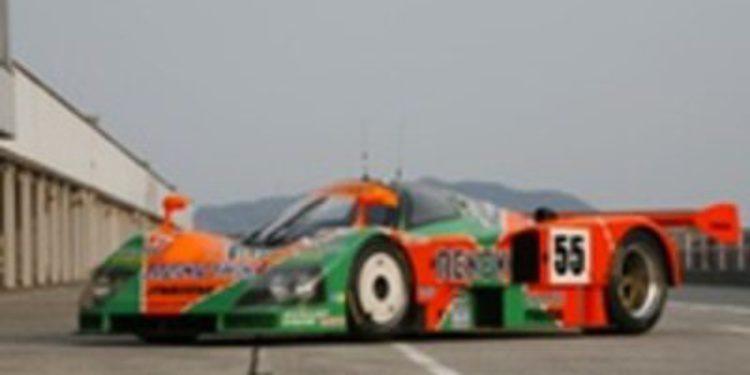 Mazda llevará a las 24 Horas de Le Mans el 787B con el que ganó en 1991