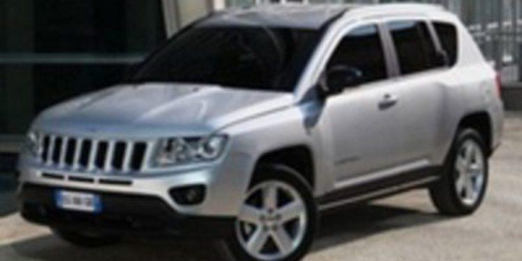 Jeep aparece con Compass, Grand Cherokee y Wrangler