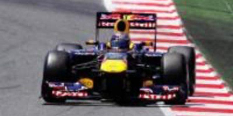 Vettel gana en Montmeló y Alonso acaba 5º tras un carrerón