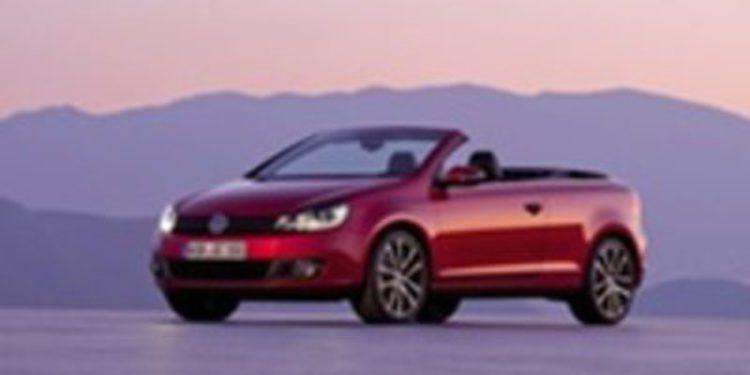 ¿Cuánto vale el Volkswagen Golf descapotable?