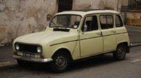 El Renault 4 cumple... ¡medio siglo!