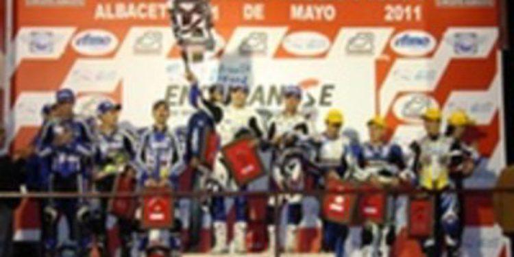 BMW Motorrad se adjudica las 8 Horas Nocturnas de Albacete
