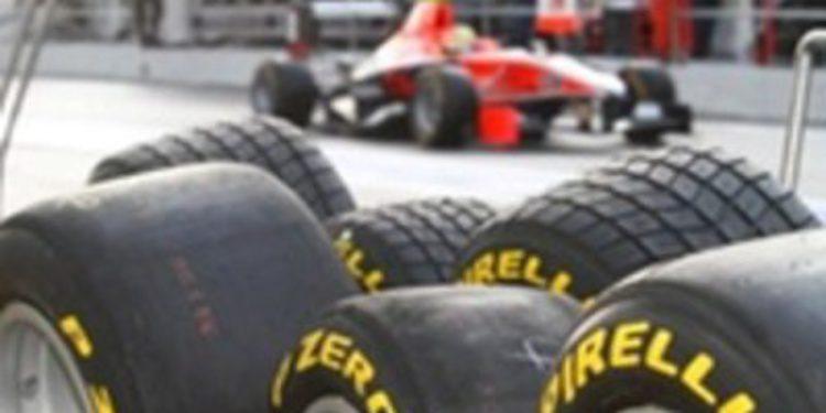 Las 'superblandas' de Pirelli listas para el GP de Mónaco