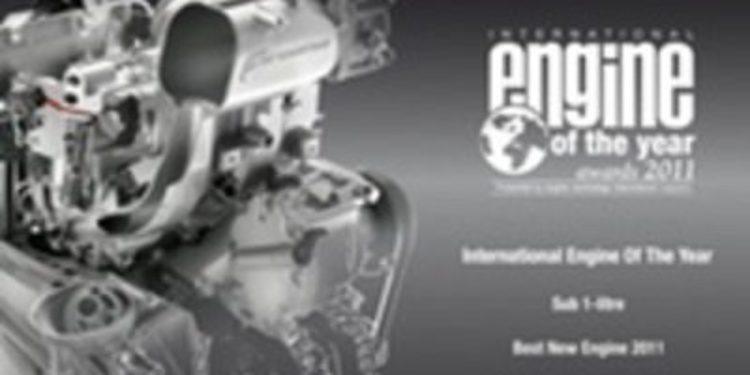 El TwinAir de Fiat premiado como mejor motor del año 2011