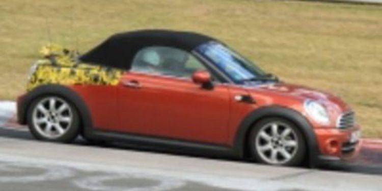 Fotos espía de los nuevos MINI Coupé y Roadster